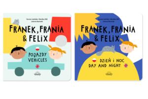 Franek, Frania i Felix powracają!