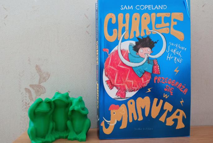 Charlie przeobraża się w mamuta – Sam Copeland