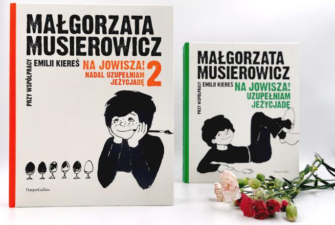 Małgorzata Musierowicz wraca z kolejną książką!