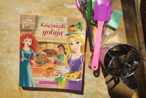 Księżniczki gotują