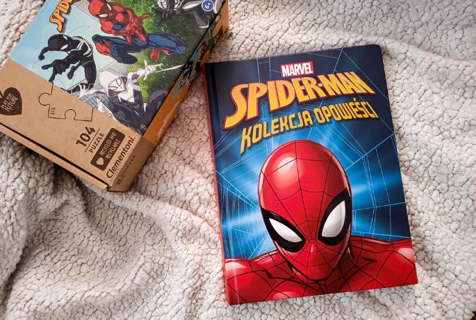 Spider-Man. Kolekcja Opowieści Disney .