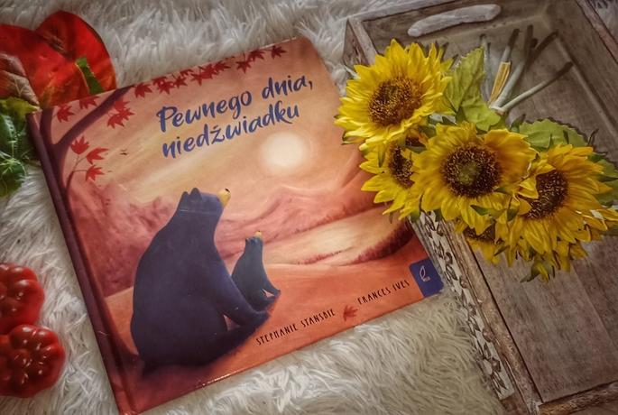 Pewnego dnia, niedźwiadku – Stephanie Stansbie